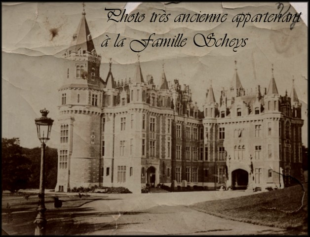 site 013  photo ancienne du château