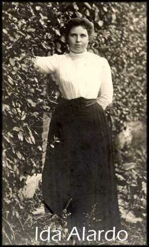 site 029  Ida Alardo portrait