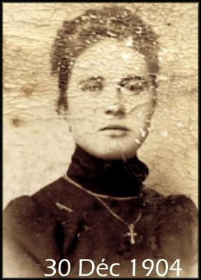 site 031 portrait d'Ida Alardo jeune fille