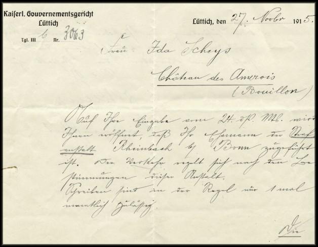 site 048 lettre allemande du 27 dec 1915