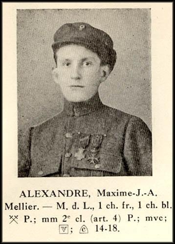 site Mellier alexandre 5è ligne p 93