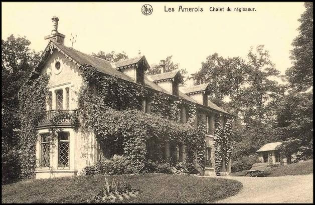 site amerois chalet régisseur