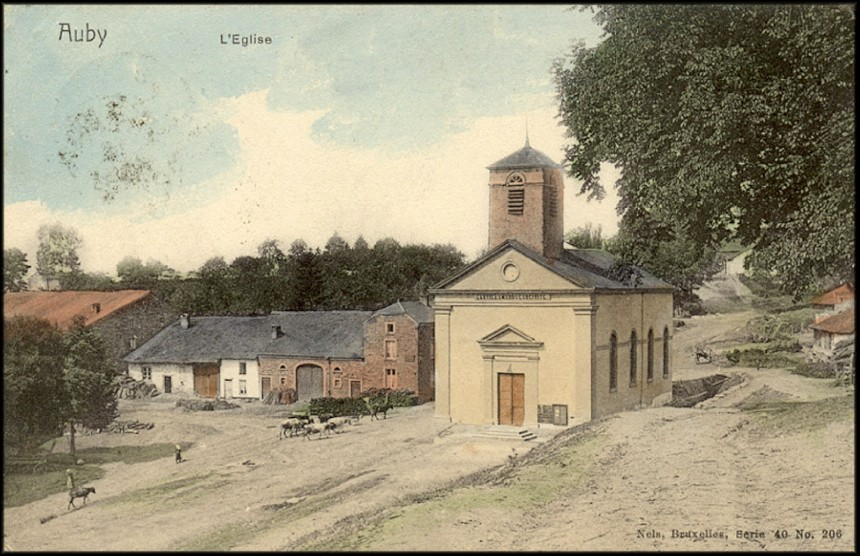 site auby le panorama color 1907