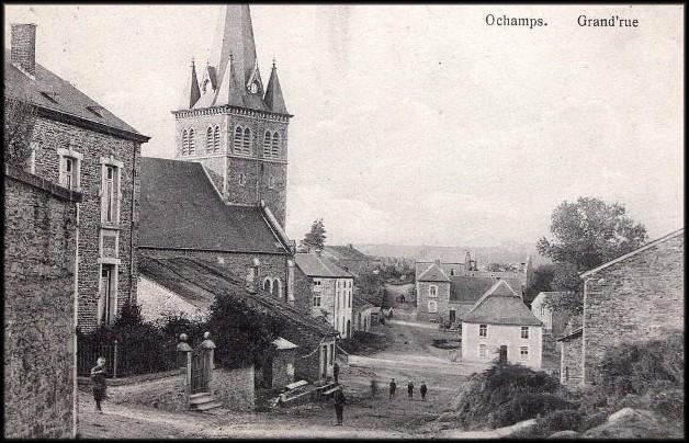 site be ochamps grand rue 1914