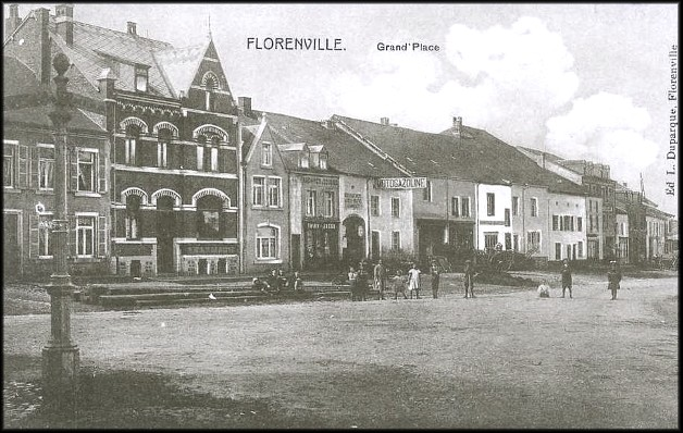 site florenville avec la grandplace
