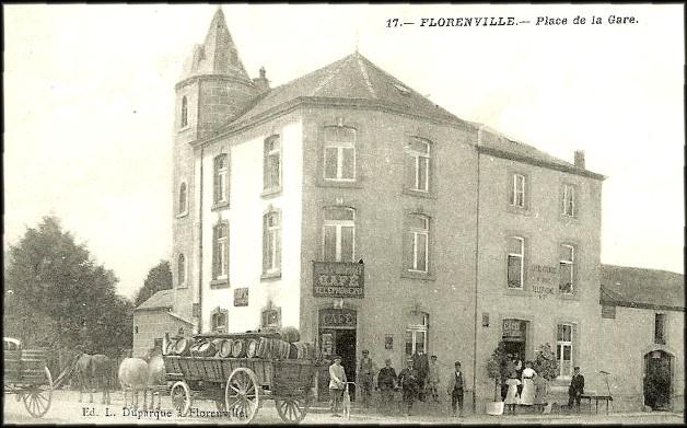 site florenville tonneaux place gare