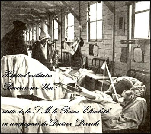 site  hôpital de beveren, visite de la reine copie