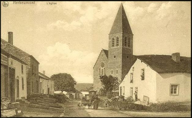 Animation autour de l'église
