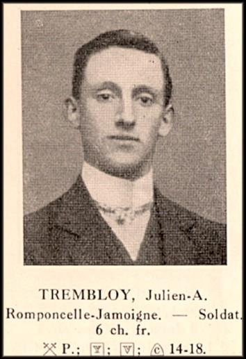 site jamoigne 3èlig TREMBLOY