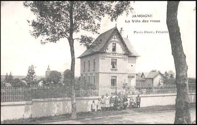 site jamoigne villa des roses