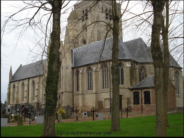 site l'église de beveren 2007