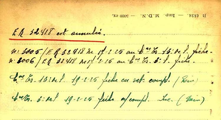 goffin albert belg war register page 2