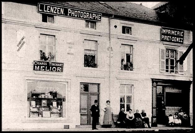 site 1905 photographe louis lenzen 10 grand-place