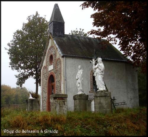 site vôye du sclassin à graide chapelle notre-dame