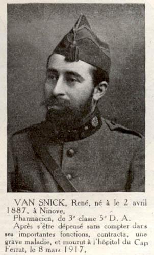Van Snick René