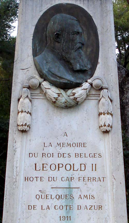 monument léopold II