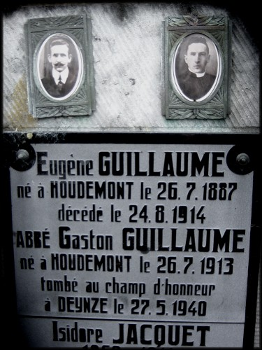 site sépulture de guillaume eugène
