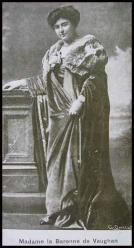 site so be baronne de vaughan épouse roi leopoldII