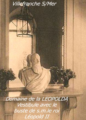 ws fr cap ferrat buste du roi vestibule