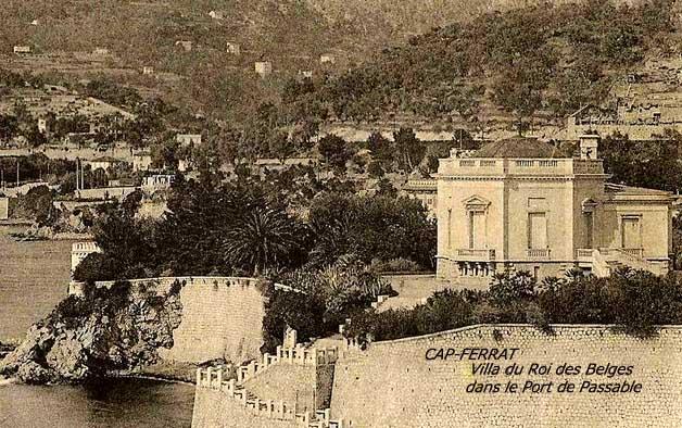 ws fr cap ferrat villa du roi port de passable