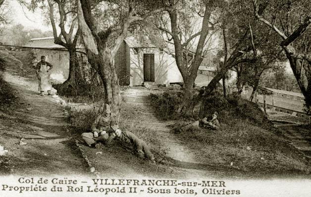 ws fr villefranche col de caire soldats belges et hopital  pour tuberculeux