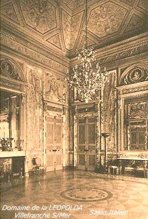 ws fr villefranche s mer domaine du roi salon italien