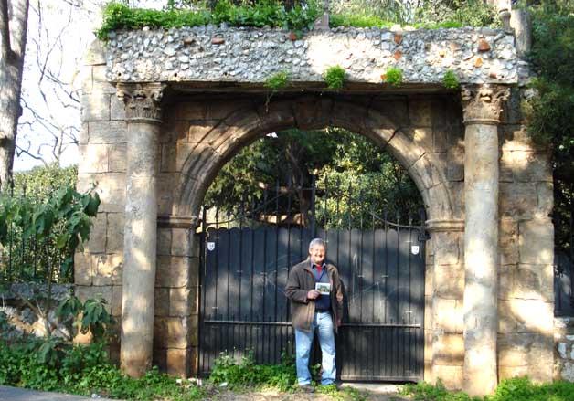 ws porte romaine cap ferrat avril 2009