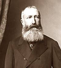 ws portrait de Léopold II roi des Belges