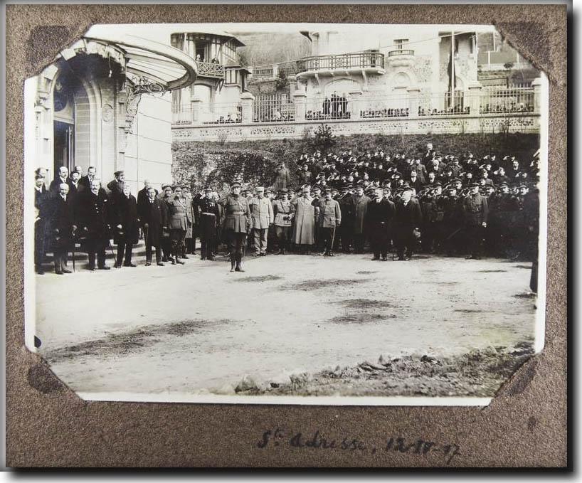 site me fr ste adresse 12 oct 1917visite