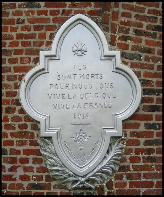 site Belle-Motte Aiseau-Presles ils sont morts pour nous