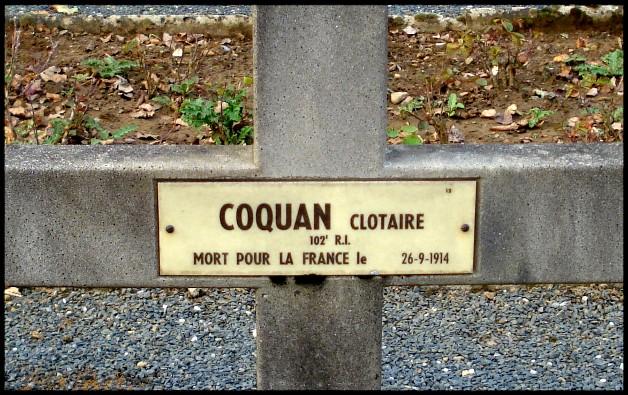 site coquan clotaire sépulture arlon
