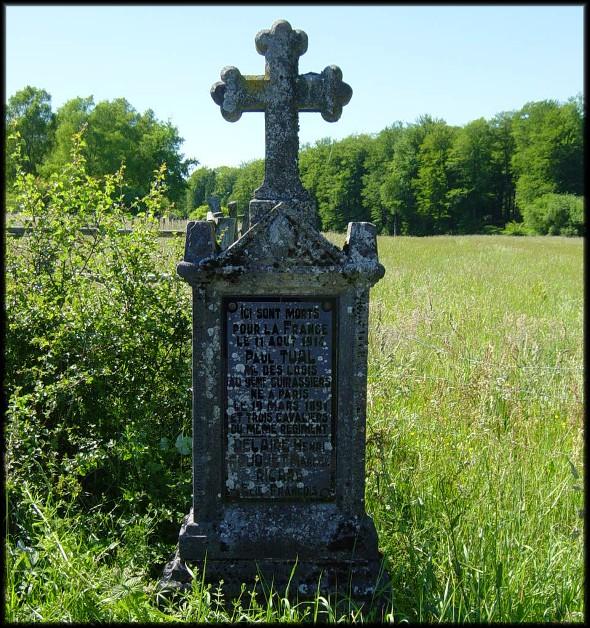 site croix du 9ème cuirassier