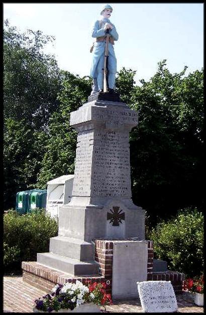 site monument aux morts de montbernanchon