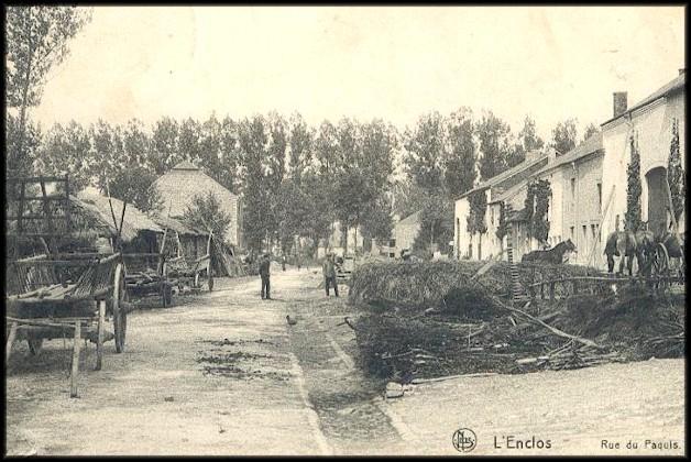site etalle l'enclos rue paquis 1917