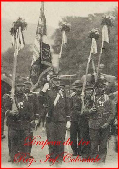 site fr 1er colonial retour drapeau