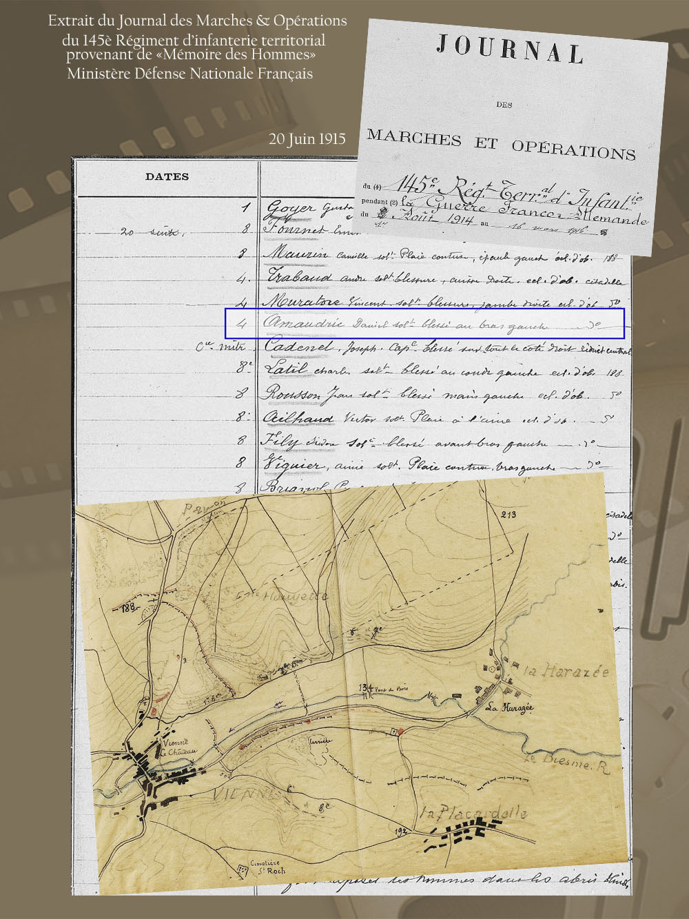 site to fr extrait jmo 20 juin 1915 145 rit