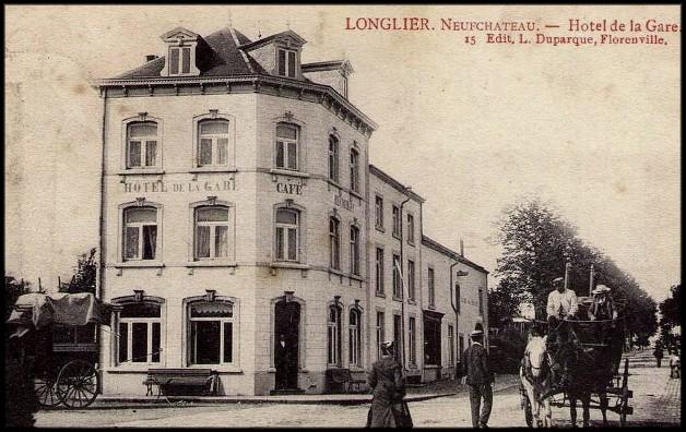 site longlier hotel gare 1914