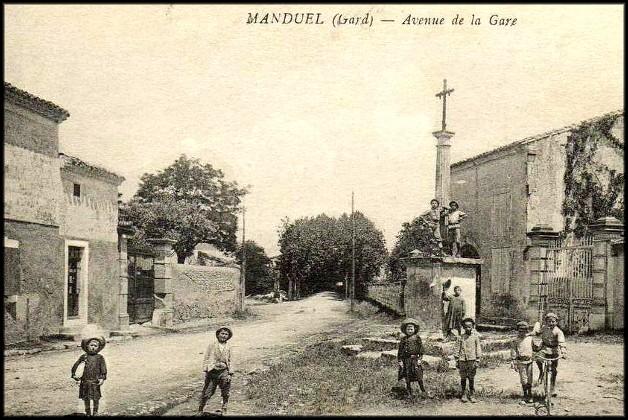site manduel avenue gare