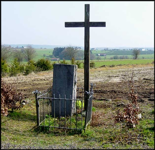 site  sépulture René Pargala