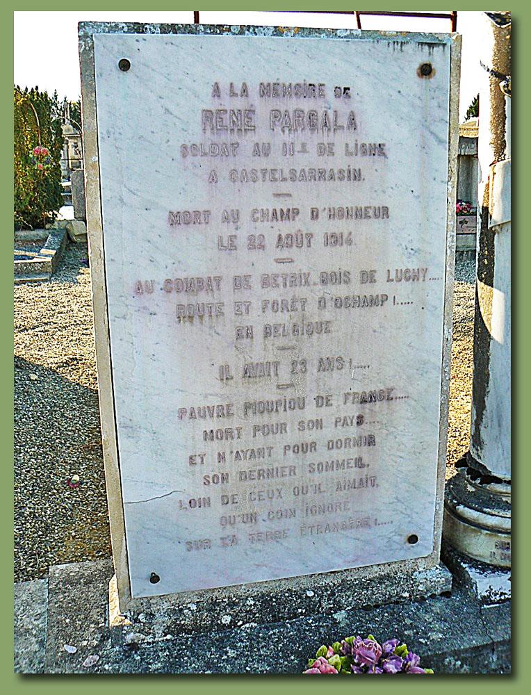 site sepulture cimet fleurance plaque copie