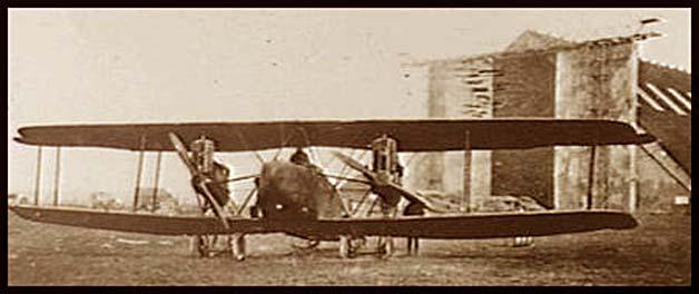 site so be avion devant hangar cognelee