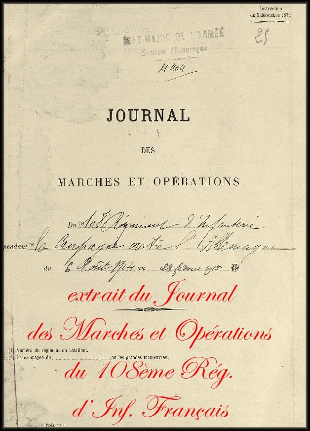 site 108ème ri page101