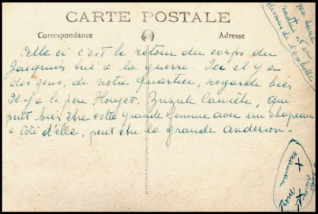site bastogne retour soldat jacqmin tanneur 14-18 recto