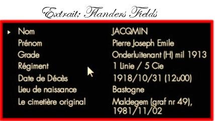 site jacqmin ss lieutenant bastogne
