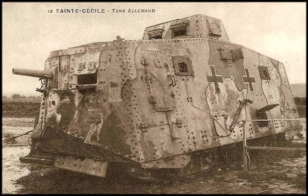 site sainte-cécile tank allemand