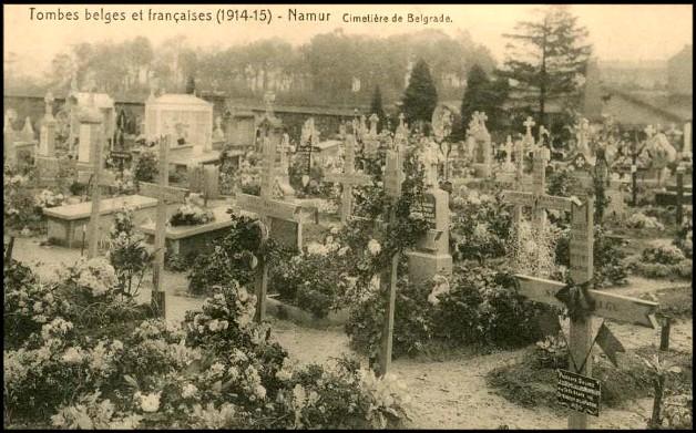 site belgrade cimetière