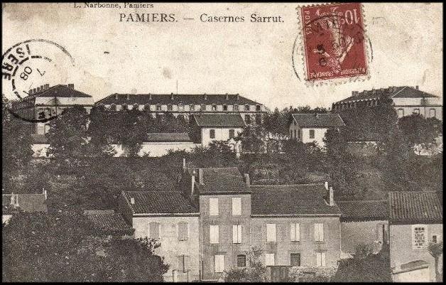 site caserne sarrut 59ème ri