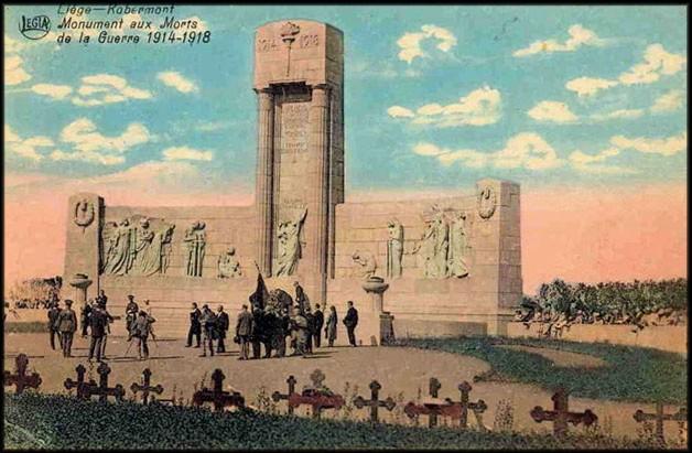 site monument aux morts carré militaire