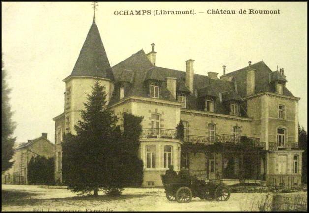 site ochamps chateau roumont color