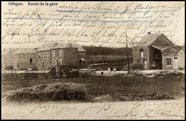 site offagne rte de la gare feldpost 2